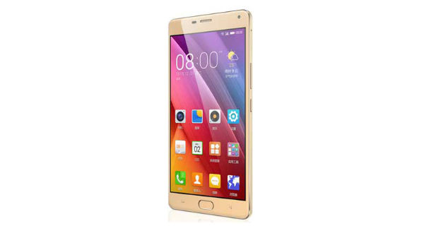 Gionee Marathon M5 Plus Side
