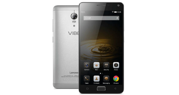 Lenovo Vibe P1 Turbo with 5.5 inch display, 5000mah battery launched in India at Rs. 17999