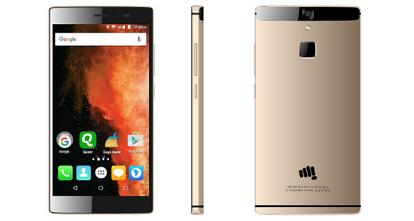 Micromax Canvas 6 Overall