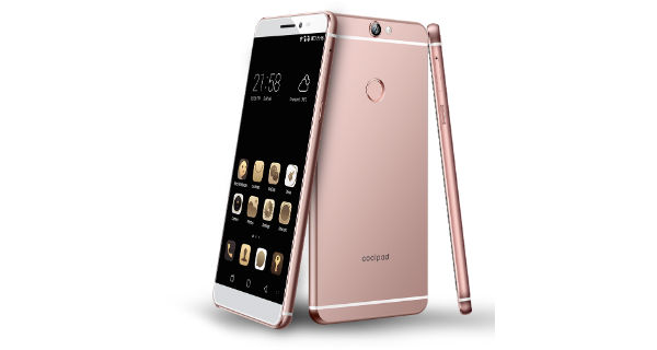Coolpad Max with 4GB RAM, 5.5 inch display launched in India at Rs. 24,999