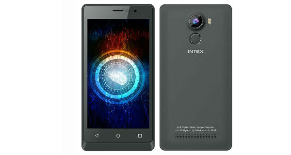 Intex Aqua Secure Front and Back