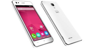 Micromax Bolt Selfie Front and Back