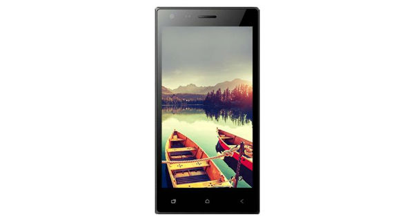 Micromax Canvas xp 4G Front