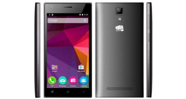 Micromax Canvas xp 4G Overall