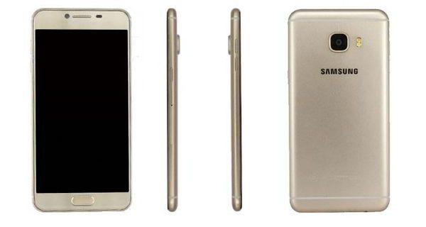 Samsung Galaxy C5 Overall