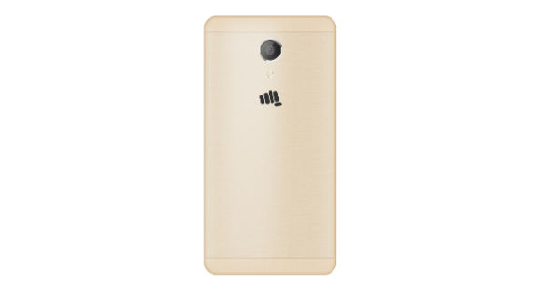 Micromax Canvas Fire 5 Back