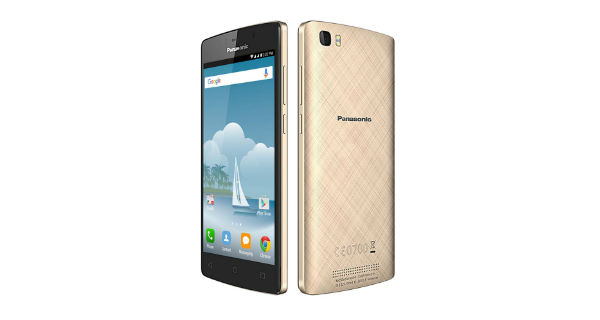 Panasonic P75 Front and Back