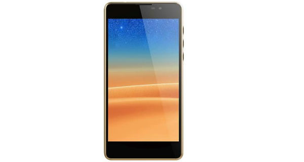 Intex Aqua Power 4G Front