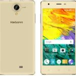 Karbonn Fashion Eye 2.0 Front and Back