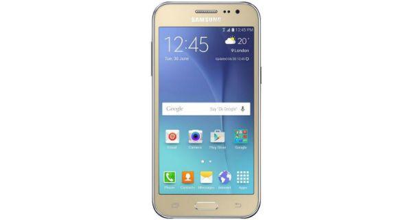 Samsung Galaxy J2 2016 Front