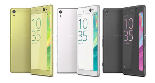 Sony Xperia XA Ultra Launched – Price, Specifications and Features
