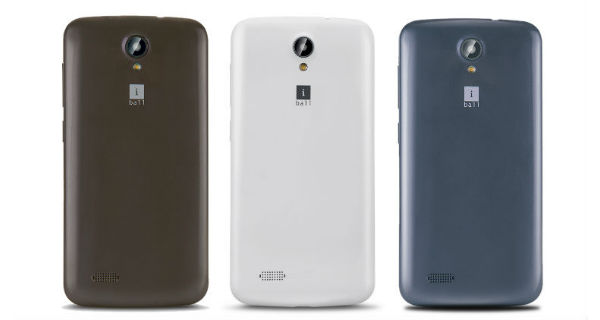 iBall Andi 5L Rider Launched – Price, Specifications and Features