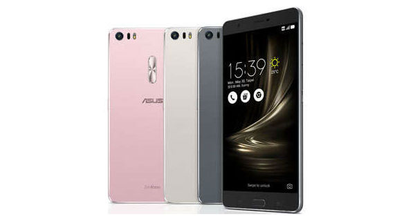 Asus Zenfone 3 Ultra Overall