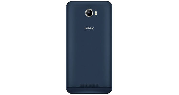 Intex Cloud Q11 Back