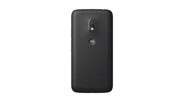 Moto G4 Play Back