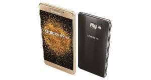 Samsung Galaxy A9 Pro Front and Back