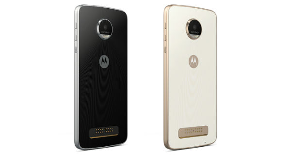 Motorola Moto Z Play Back