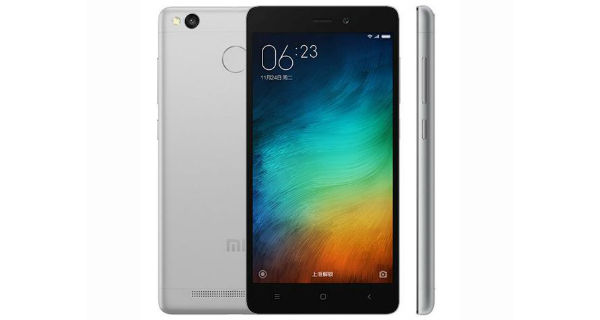 Xiaomi Redmi 3S+ launched for Rs.9499; to be available via offline stores