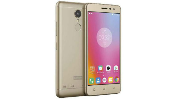 Lenovo K6 Power View