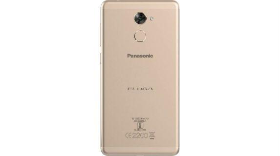 Panasonic Eluga Mark 2 Back