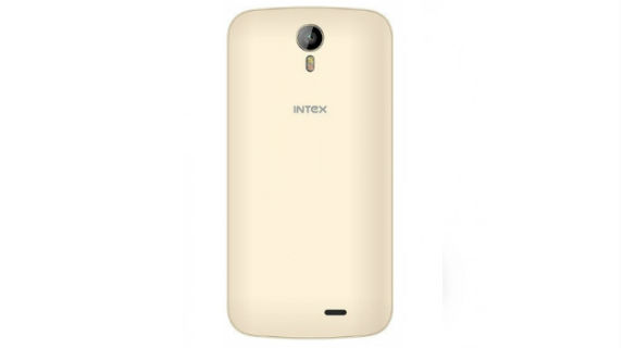 Intex Aqua Classic 2 Back