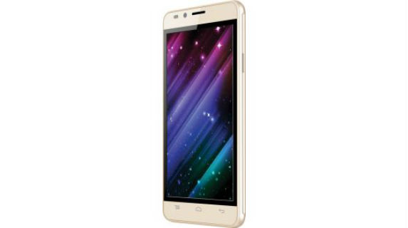Intex Cloud Style 4G front