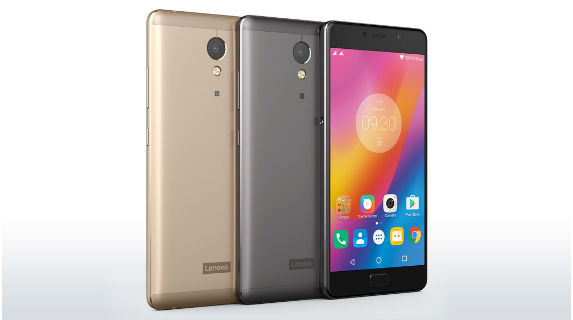 Lenovo P2 with 5.5 inch screen, 5100mah battery launched in India at Rs. 16999.