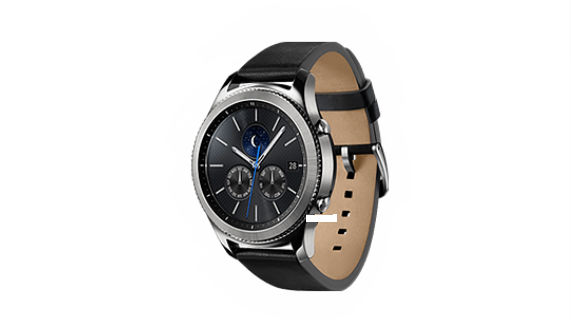 Samsung Gear S3 classic front