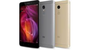 Xiaomi Redmi Note 4 overall