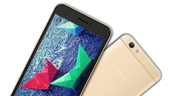 Intex Aqua young 4G with 5 inch display, VoLTE launched at Rs. 5549