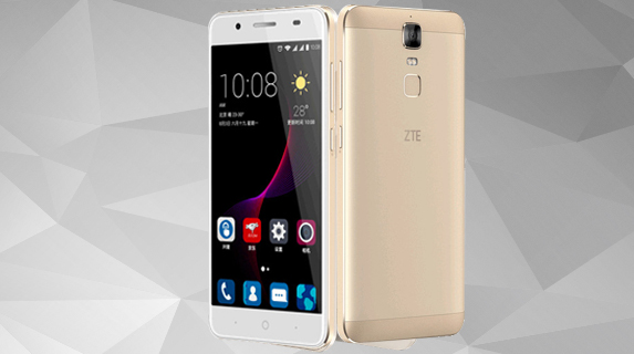 ZTE Blade A2 Plus Front