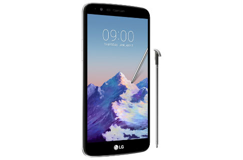 LG Stylus 3 overall