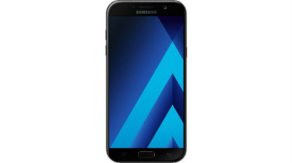 Samsung Galaxy A7 2017 front