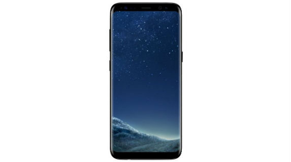Samsung Galaxy S8 plus front