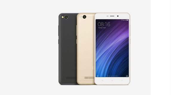 Xiaomi Redmi 4A with Snapdragon 425, 4G VoLTE launched in India for Rs 5999