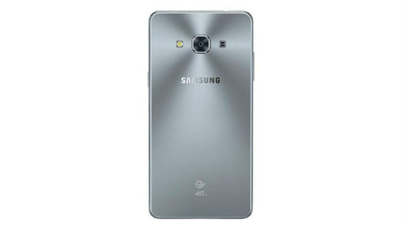 Samsung Galaxy J3 Pro back