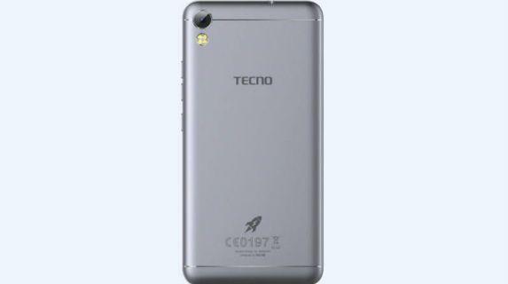 Techno i7 back