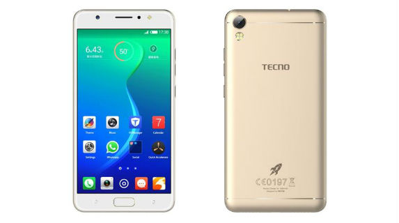 Tecno i5 and i5 Pro Smartphone launched in India; start at Rs. 11490