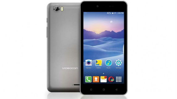 Videocon Delite 11 Plus with, Selfie Flash launched in India at Rs 5800