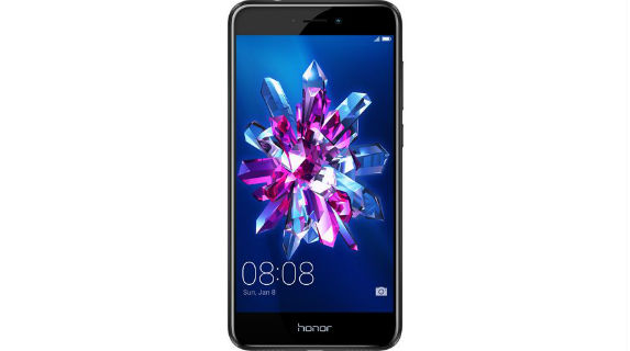 Honor 8 Lite front