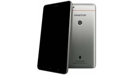 Smartron srt.phone with Android 7.1 can be yours for Rs. 12999