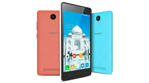 ZOPO Color M5 with 4G VoLTE launched in India for Rs. 5999