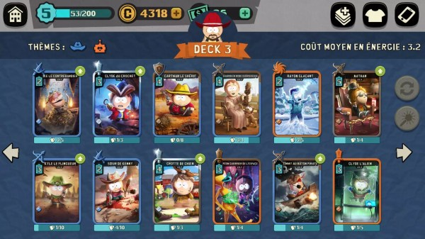 South Park Phone Destroyer Deck