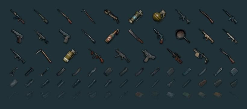 PUBG Mobile Silahları