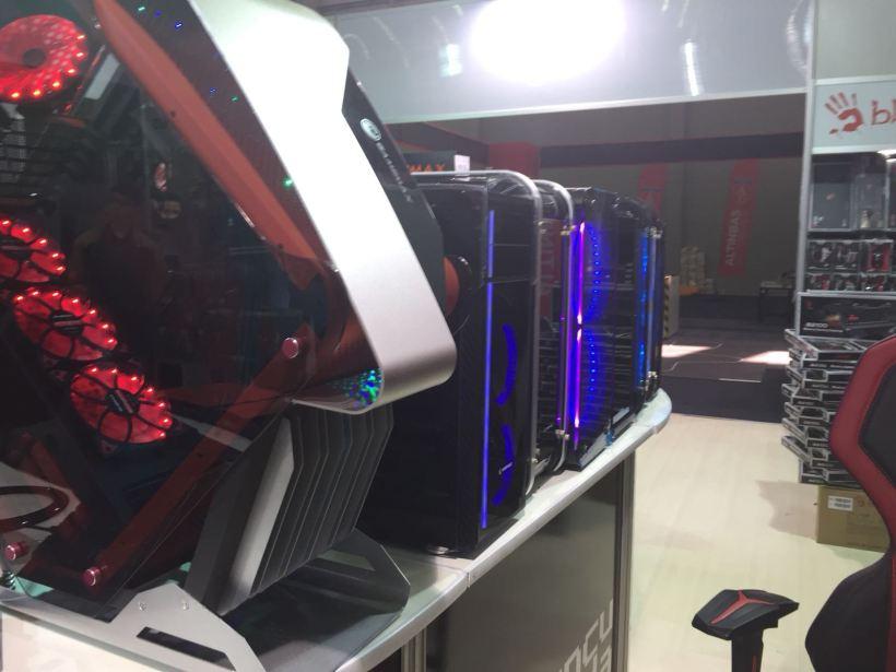 CNR Games Week 2018 Bilgisayar Donanımları