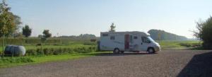 minicamping, camperplaatsen