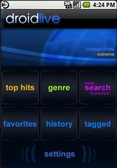 droidlive-app