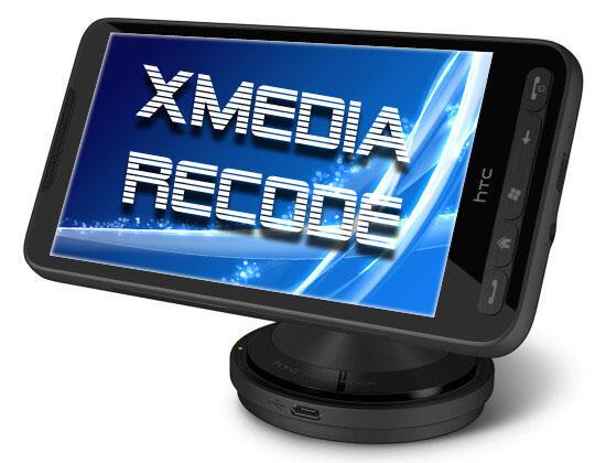 HTC HD2 XMedia Recode