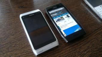 Nokia X7 und N8