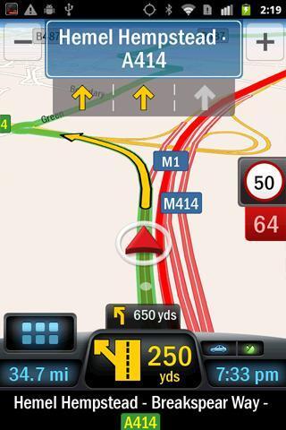 Navigation: CoPilot Live Premium 9 eine Woche lang zum ...
